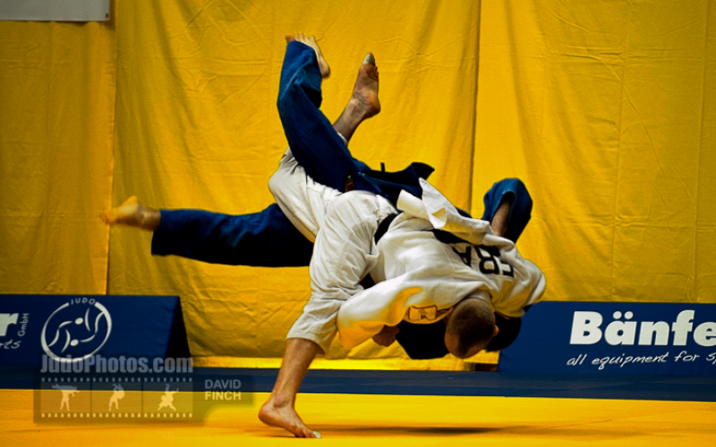 Judo Cyril Soyer